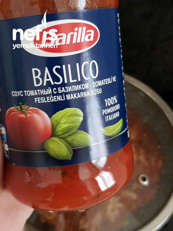 Feslegenli Basilico Soslu Yumurta-9421301-160502