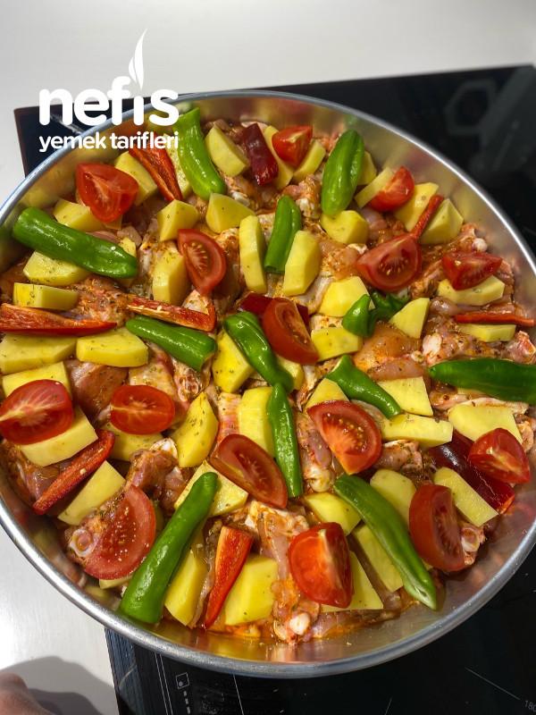 Fırında Tavuk Patates-9419816-100534