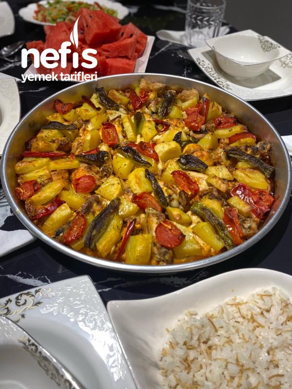 Fırında Tavuk Patates-9419816-100542