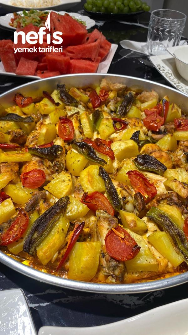 Fırında Tavuk Patates-9419816-100544