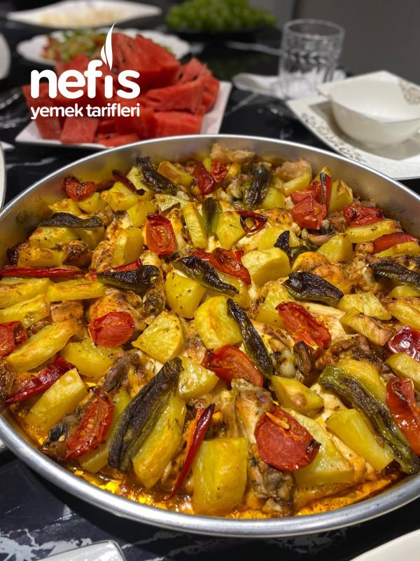 Fırında Tavuk Patates-9419816-100550