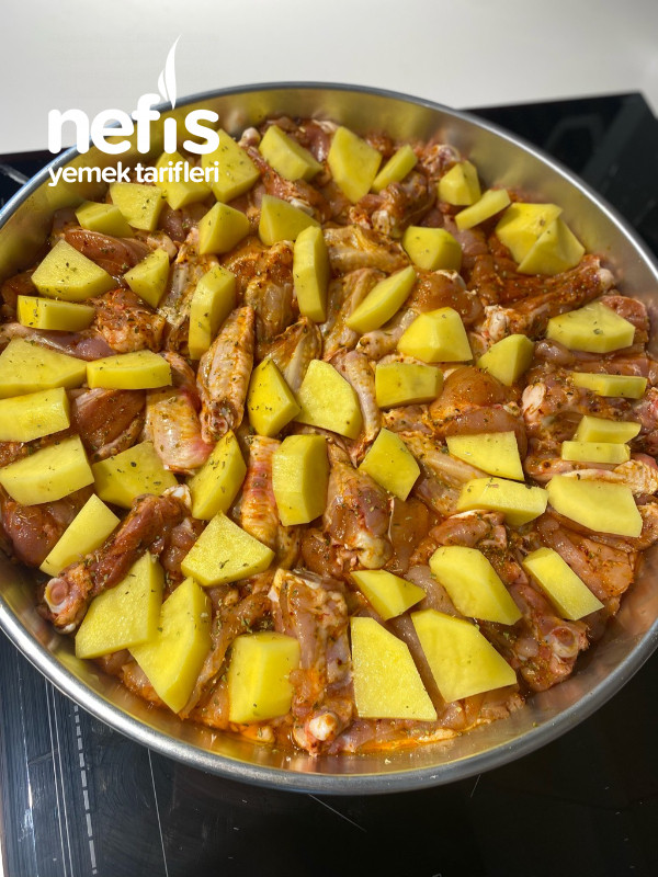 Fırında Tavuk Patates-9419816-100532