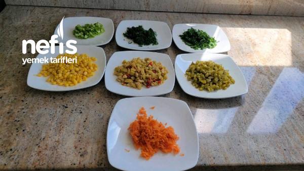 Karışık Şehriye Salatası (Videolu)-9419809-090503
