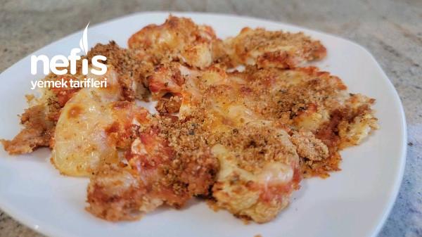 Karnabahar Pizza (Videolu)-9419813-090502