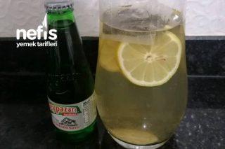 Ödem Atıcı Yeşil Çay Soda Limon Kürü Tarifi