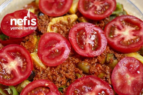 Parmak Yedirten fırında sebzeli oturtma-9420547-120556