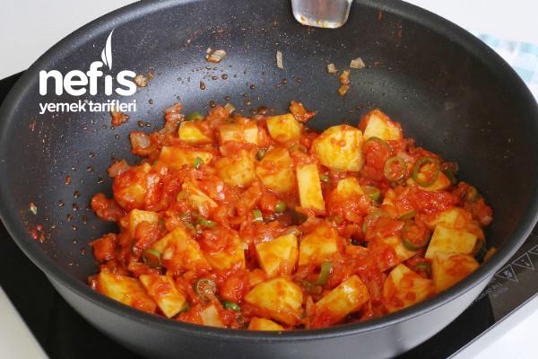 Patlıcanlı Türlü Yemeği-9419922-060533