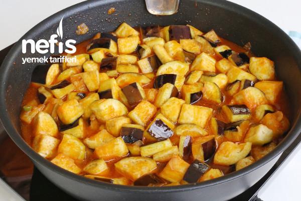 Patlıcanlı Türlü Yemeği-9419922-060559