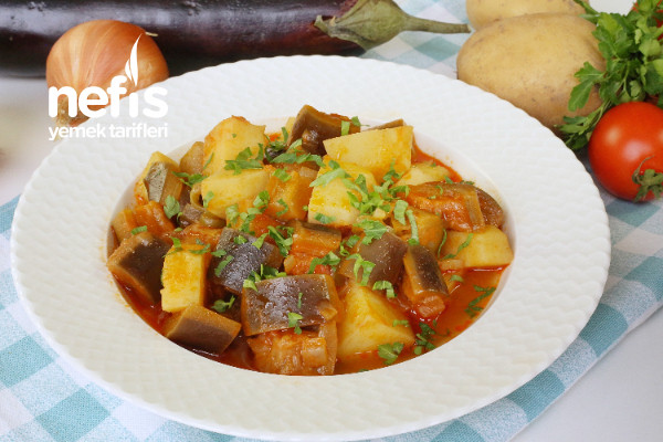 Patlıcanlı Türlü Yemeği-9419922-060535