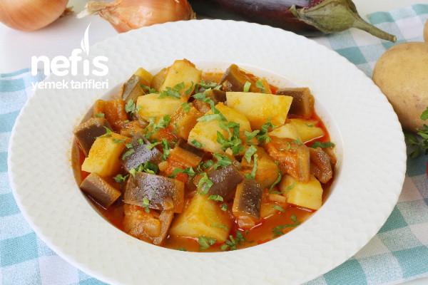 Patlıcanlı Türlü Yemeği-9419922-060550