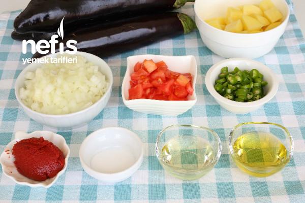 Patlıcanlı Türlü Yemeği-9419922-060522