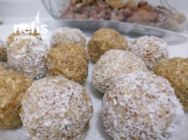 Şekersiz Lezzet Bombası İncir Topları (Tatlı Krizlerinin Aktörü…)-9419741-160513