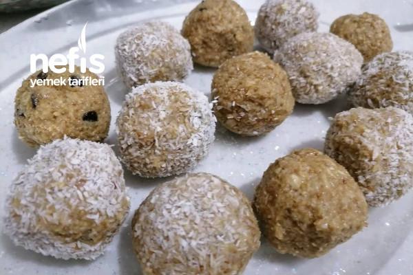 Şekersiz Lezzet Bombası İncir Topları (Tatlı Krizlerinin Aktörü)