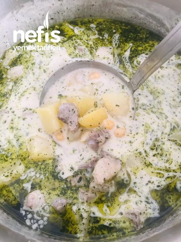 (Antep Usulü) Yoğurtlu Patates-9424561-110545