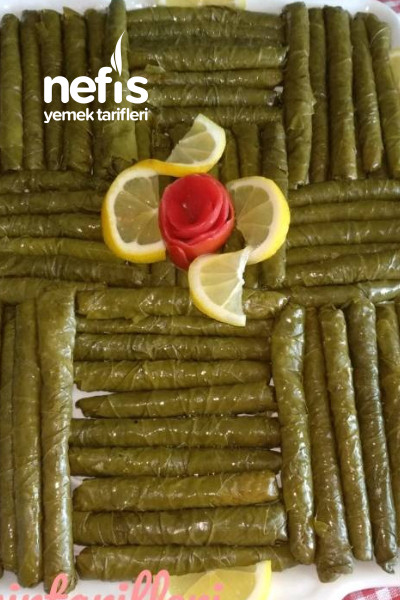 Ekşili Taze Yaprak Sarması-9411630-170520