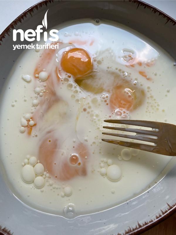 Fırında Sucuklu Yumurtalalı Ekmek-9428906-150516