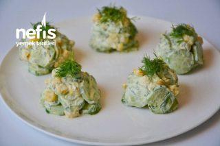 Hardallı Salatalık Tarifi