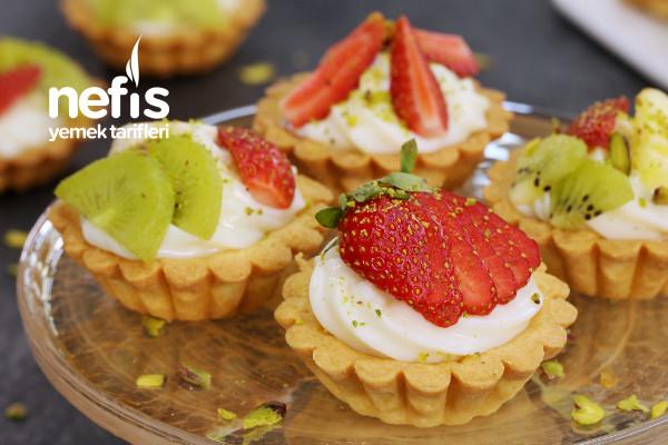 Meyveli Tartolet Tarifi (videolu)