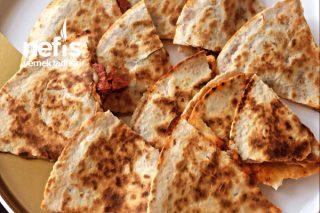 Enfes Kahvaltı Pizzası Tarifi