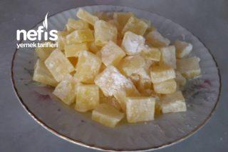 Limonlu Lokum Tarifi