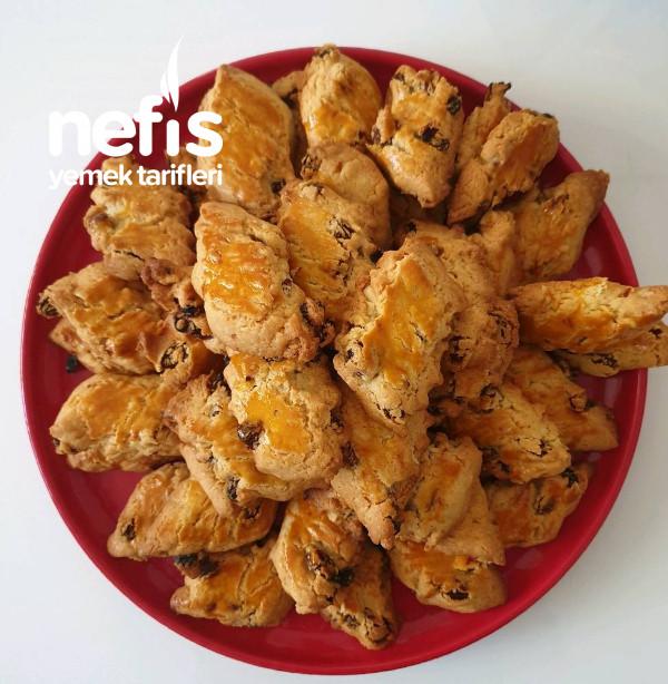 Üzümlü Pastane Kurabiyesi-9436051-160500