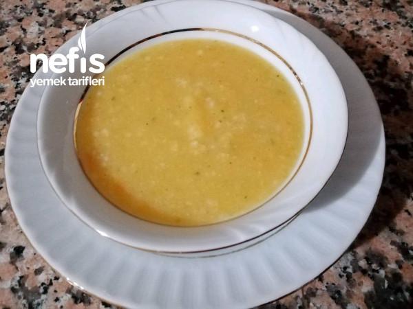 Bebekler İçin Pirinçli Sebze Çorbası (+6 Ay)-9441358-210505