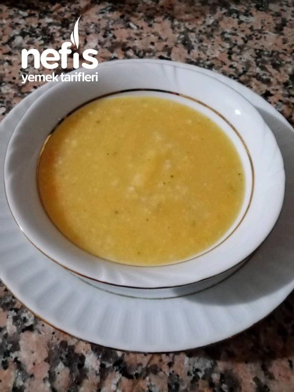 Bebekler İçin Pirinçli Sebze Çorbası (+6 Ay)-9441358-210506