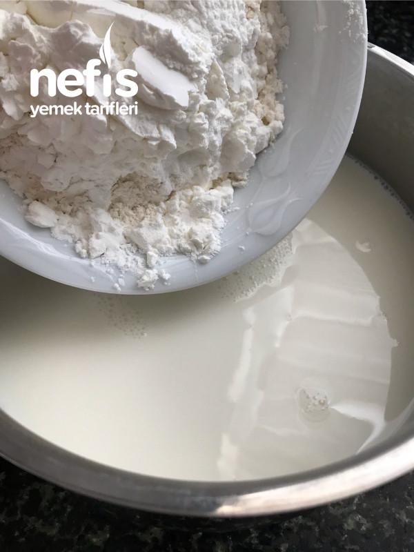 Muhallebili Tatlı ve Pastalarda Kullanabileceğimiz Harika Pasta Kreması-9407961-140553