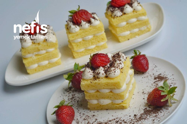 Porsiyonluk Pasta-9438586-100531