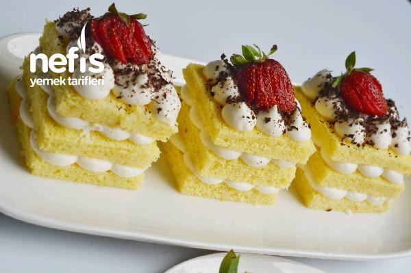Porsiyonluk Pasta-9438586-100538
