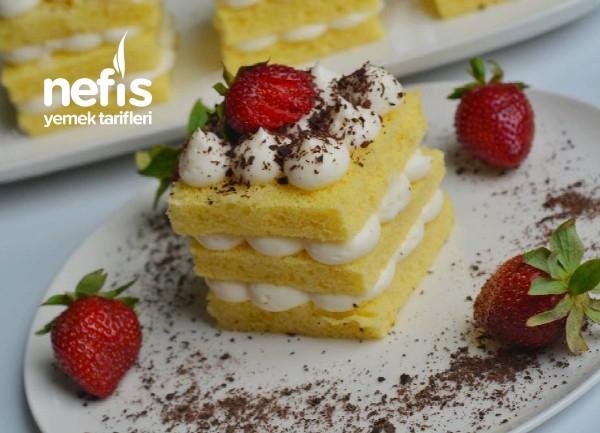 Porsiyonluk Pasta-9438586-100541