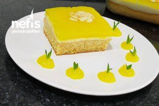 Ananaslı Borcam Pastası Tarifi