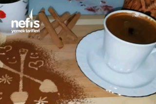 Kiloyu Güzelce Verdiren Tarçınlı Kahve Tarifi