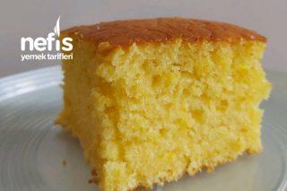 Kokusuyla Büyüleyen Portakallı Kek Tarifi