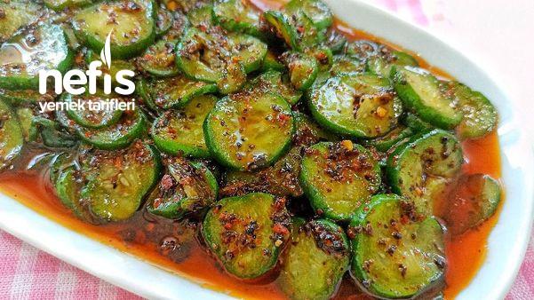 Restoranımızda Yaptığımız Salatalık Mezesi Tarifi-9443738-130551