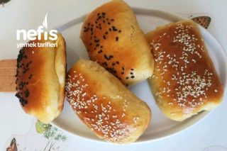 Tel Peynirli Poğaça Tarifi