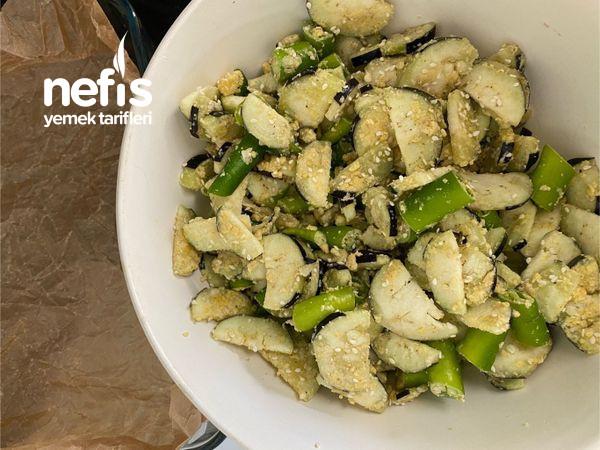 Çıtır Patlıcan Biber Salatası-9449115-210502