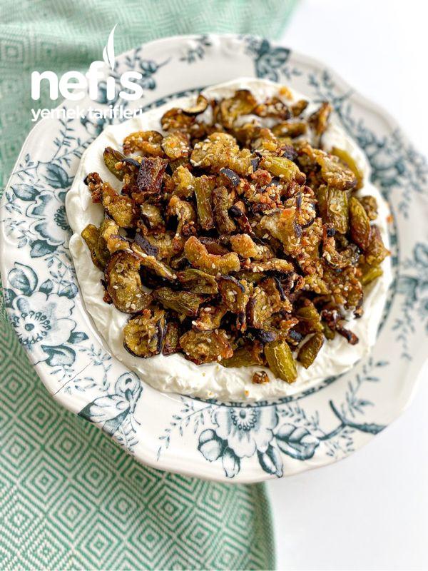 Çıtır Patlıcan Biber Salatası-9449115-210507