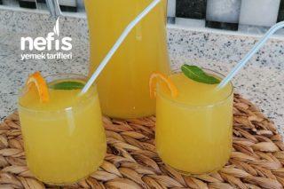 El Yapımı Limonata (Videolu) Tarifi