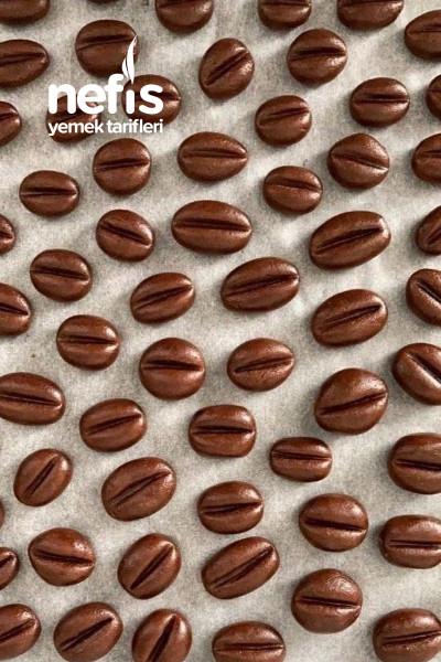 Kahve Çekirdeği Kurabiyesi-9445632-100519