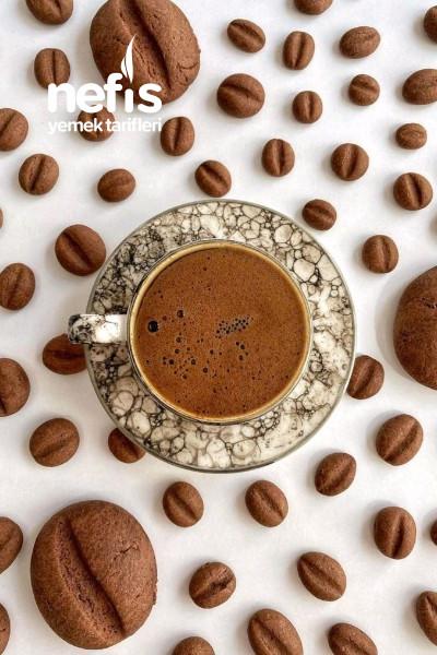 Kahve Çekirdeği Kurabiyesi-9445632-100531