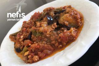 Kıymalı Patlıcan Musakka Tarifi
