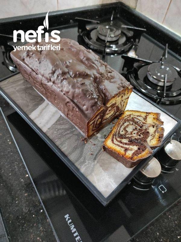 Limonlu Çikolatalı Mozaik Kek-9447579-140549