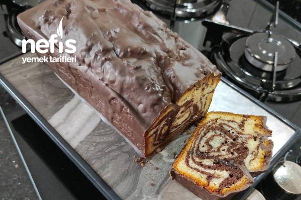 Limonlu Çikolatalı Mozaik Kek