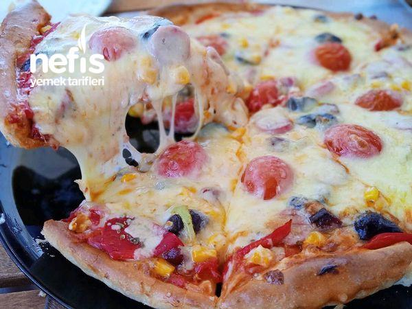 Pizzacılara Taş Çıkartacak Ev Pizzası-9447585-140522