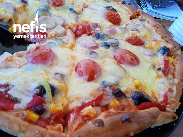 Pizzacılara Taş Çıkartacak Ev Pizzası-9447585-140523