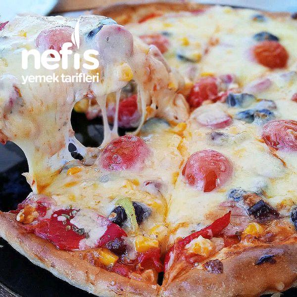 Pizzacılara Taş Çıkartacak Ev Pizzası-9447585-140526
