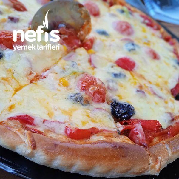 Pizzacılara Taş Çıkartacak Ev Pizzası-9447585-140515