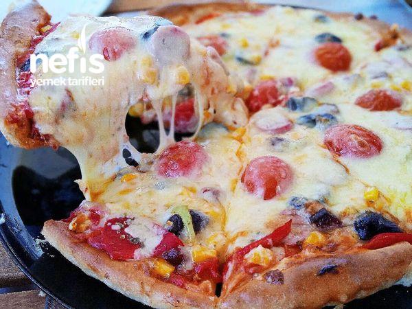Pizzacılara Taş Çıkartacak Ev Pizzası-9447585-140516