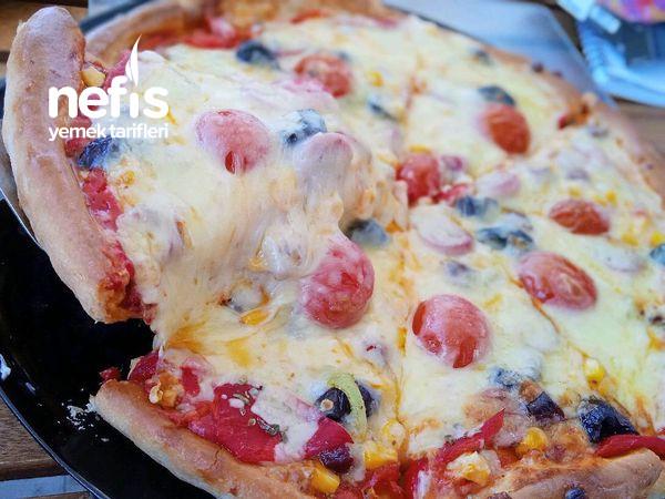 Pizzacılara Taş Çıkartacak Ev Pizzası-9447585-140517